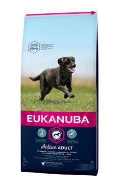Eukanuba Dog Adult Large bal.3kg/15kg - zvìtšit obrázek