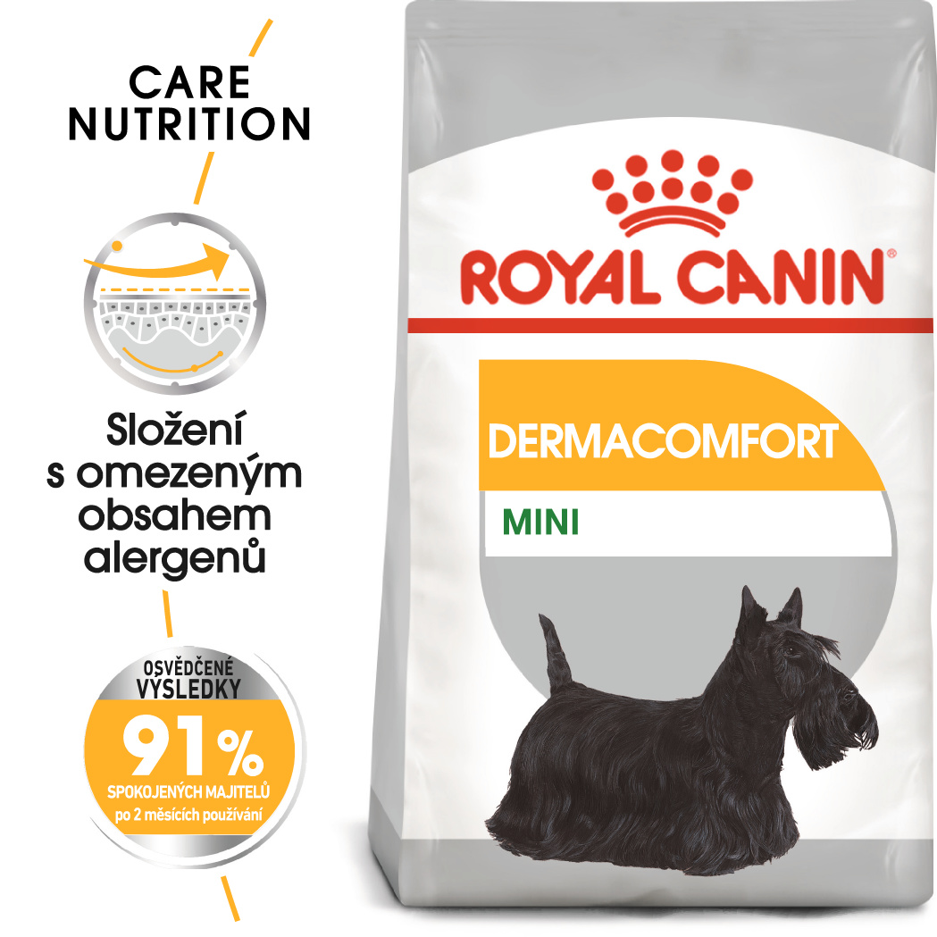 Royal Canin Mini Dermacomfort bal.1kg/3kg/8kg - zvìtšit obrázek