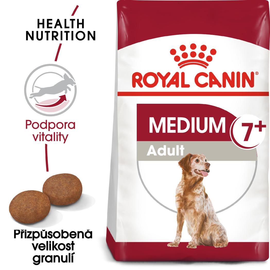 Royal Canin Medium Adult 7+ - zvìtšit obrázek