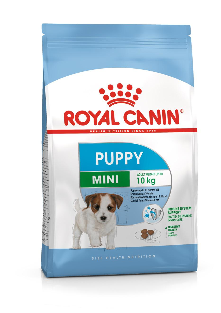 Royal Canin Mini Puppy bal.800g/2,4,8kg - zvìtšit obrázek