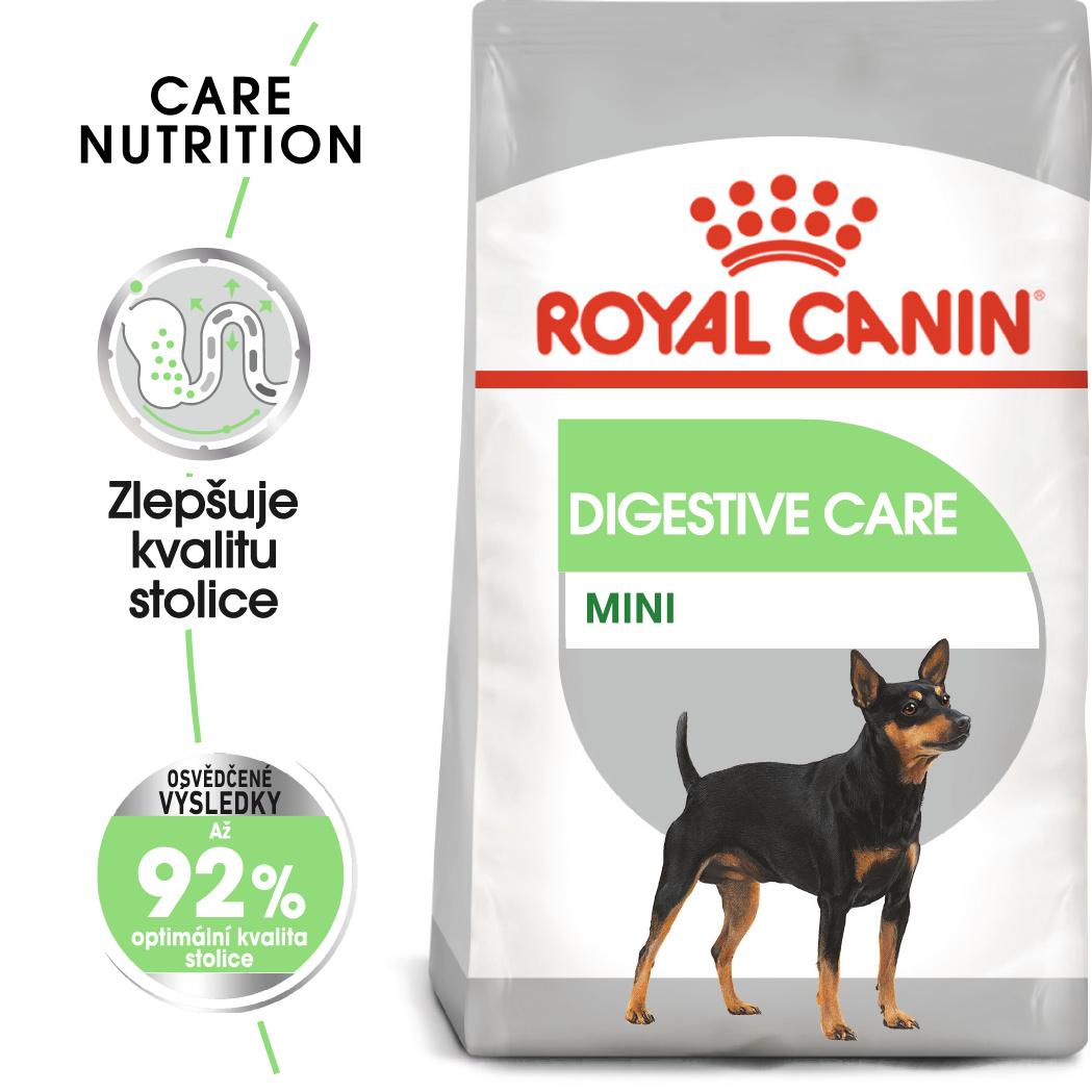 Royal Canin Mini Digestive Care bal.1/3/8kg - zvìtšit obrázek