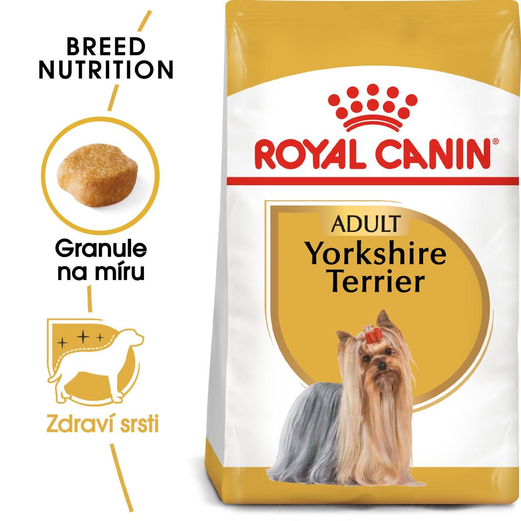 Royal Canin Yorkshire Adult bal.4 varianty - zvìtšit obrázek