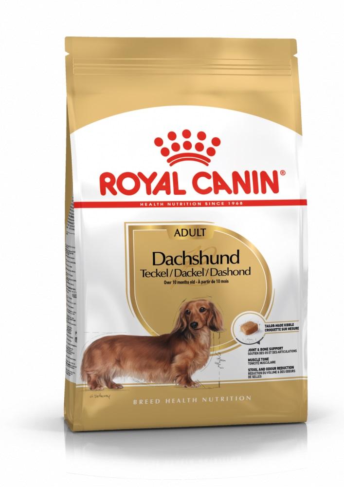 Royal Canin Dachshund Adult bal.500g/1,5kg/7,5kg - zvìtšit obrázek
