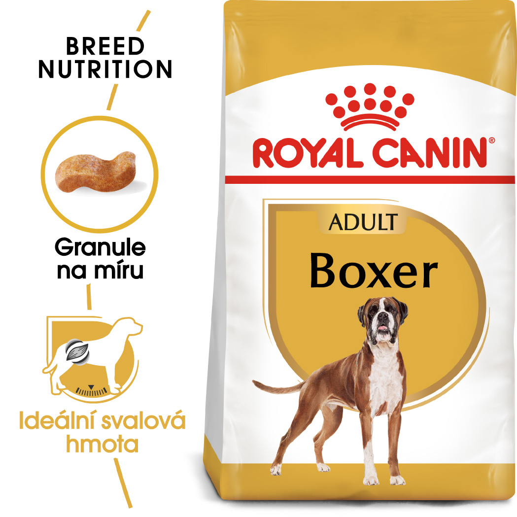 Royal Canin Boxer Adult bal.3kg/12kg - zvìtšit obrázek