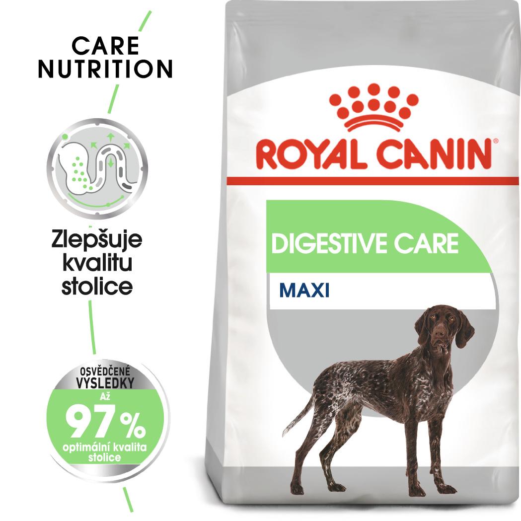 Royal Canin Maxi Digestive Care bal.3kg/10kg - zvìtšit obrázek