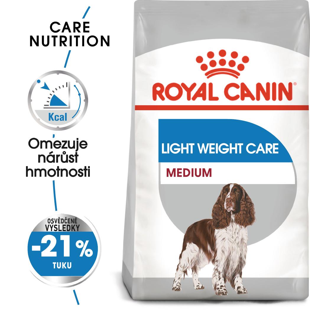 Royal Canin Medium Light Weight Care bal.3kg/9kg - zvìtšit obrázek