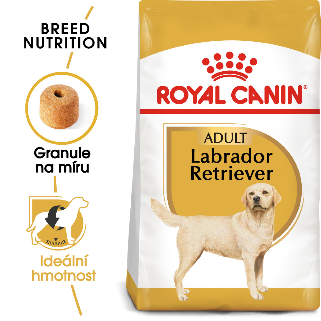 Royal Canin Labrador Adult bal.3kg/12kg - zvìtšit obrázek