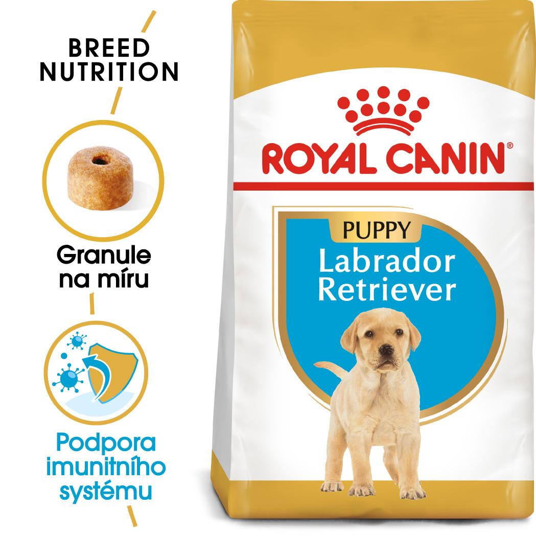 Royal Canin Labrador Puppy bal.3kg/12kg - zvìtšit obrázek