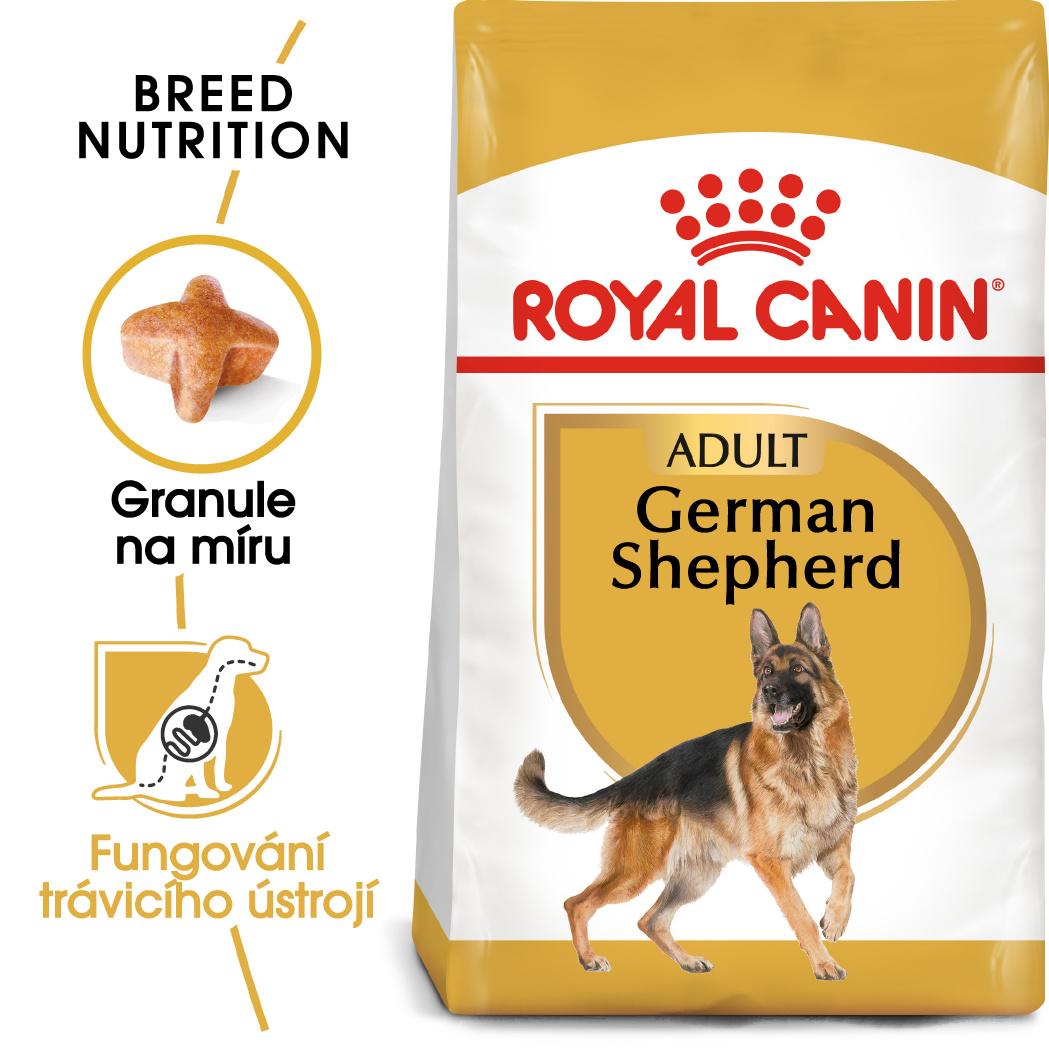 Royal Canin German Shepherd Adult bal.3kg/11kg - zvìtšit obrázek
