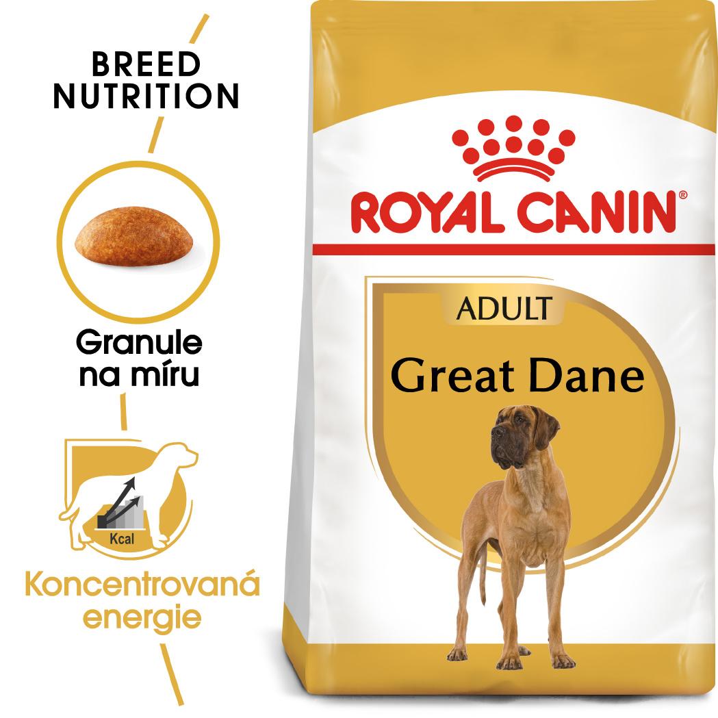 Royal Canin Great Dane Adult 12kg - zvìtšit obrázek