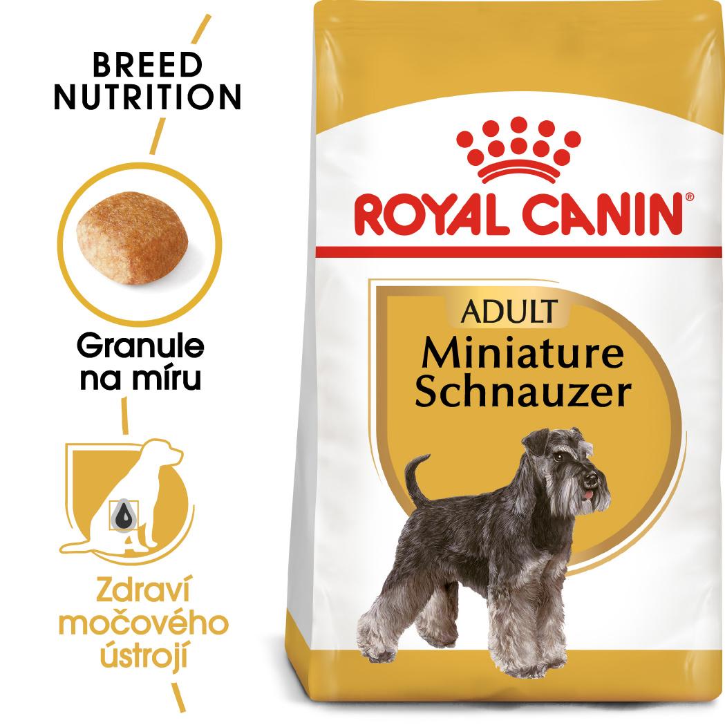 Royal Canin Schnauzer Adult  500g - zvìtšit obrázek