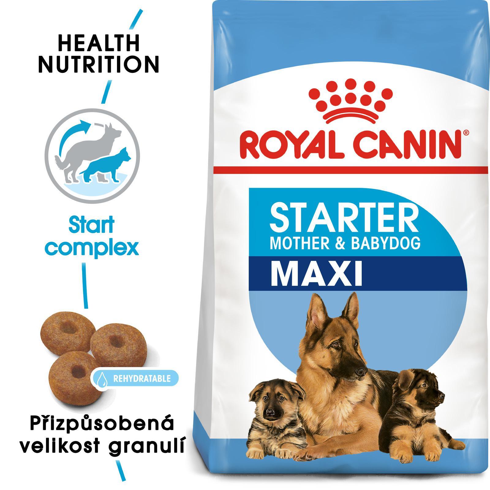 Royal Canin MAXI STARTER bal.4kg - zvìtšit obrázek