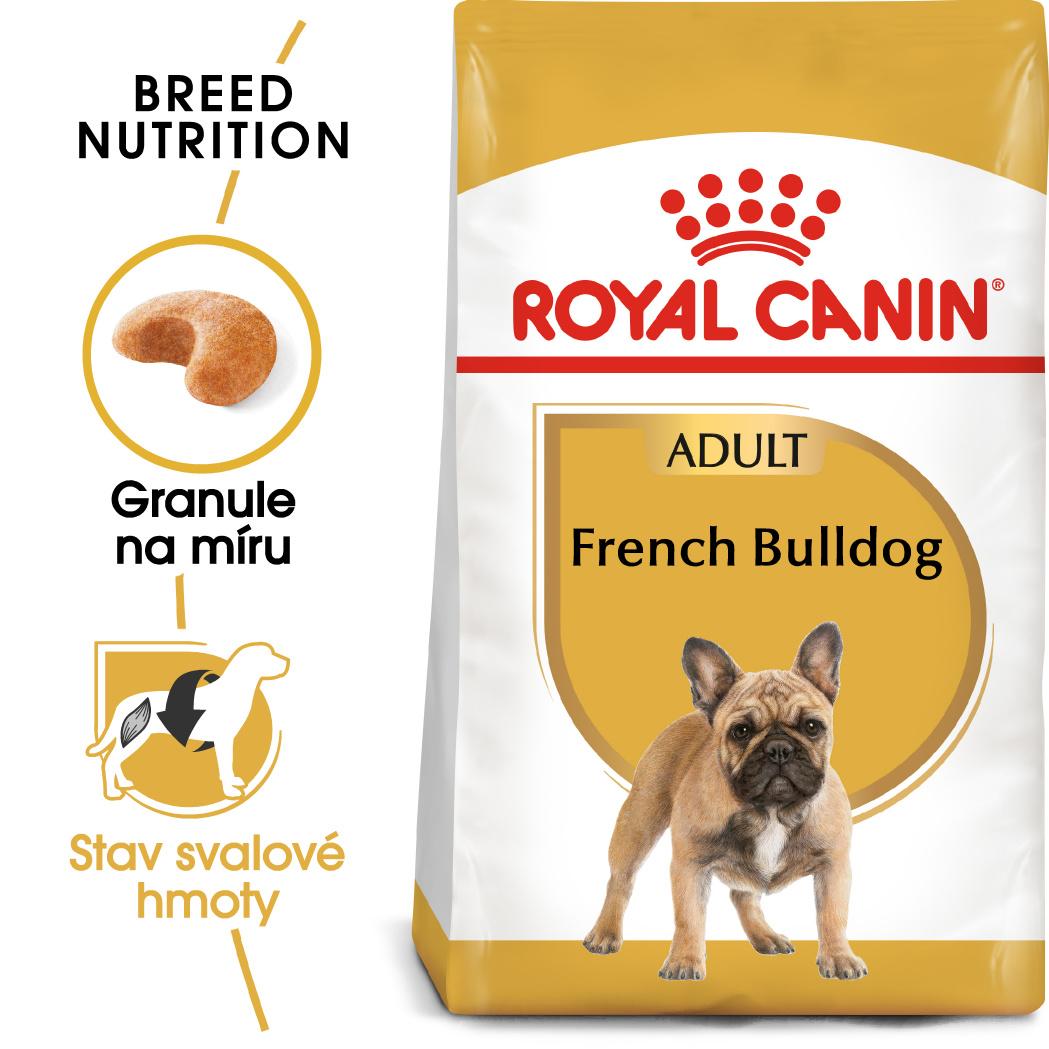 Royal Canin French Bulldog Adult bal.1,5kg/3kg - zvìtšit obrázek