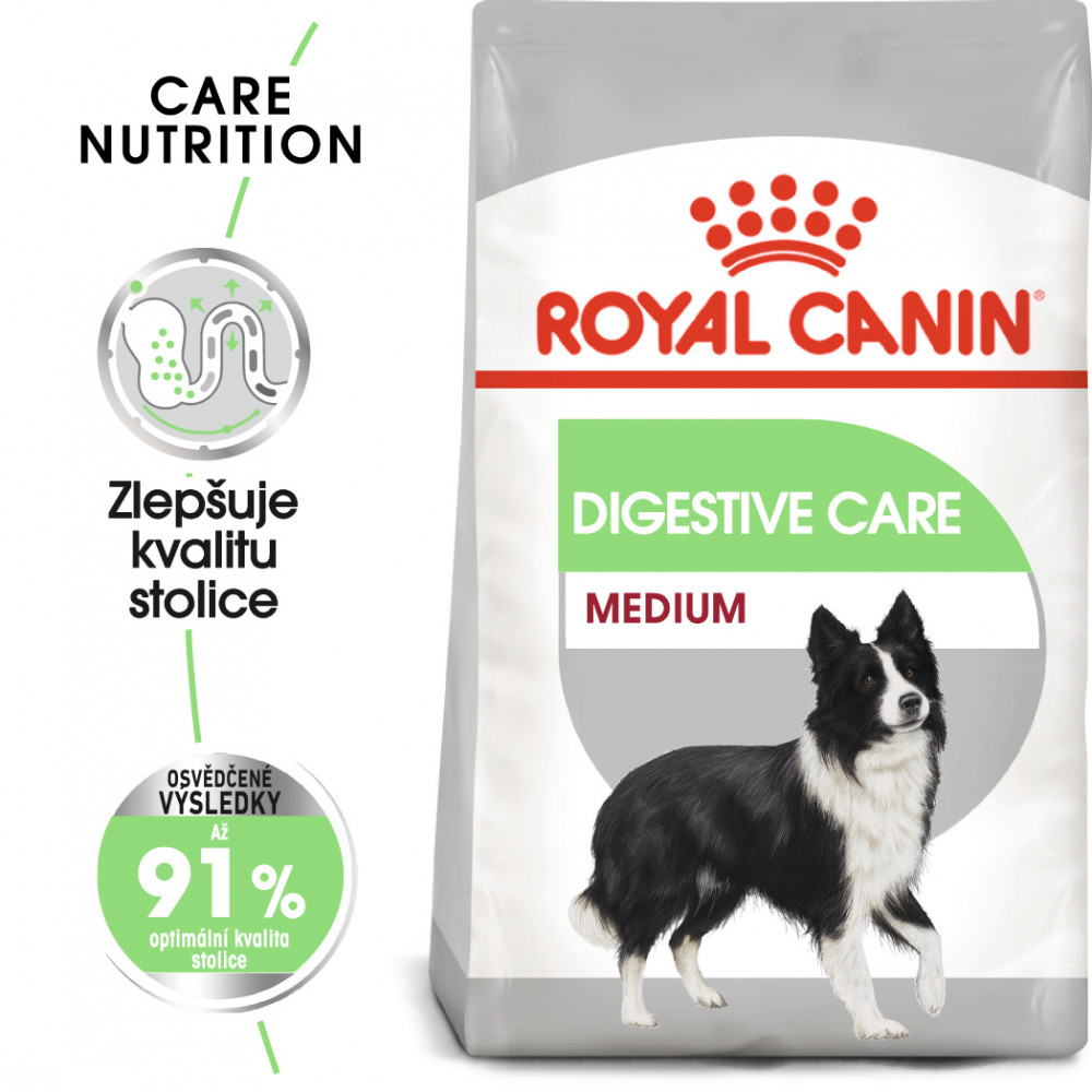 Royal Canin Medium Digestive Care bal.3kg/10kg - zvìtšit obrázek