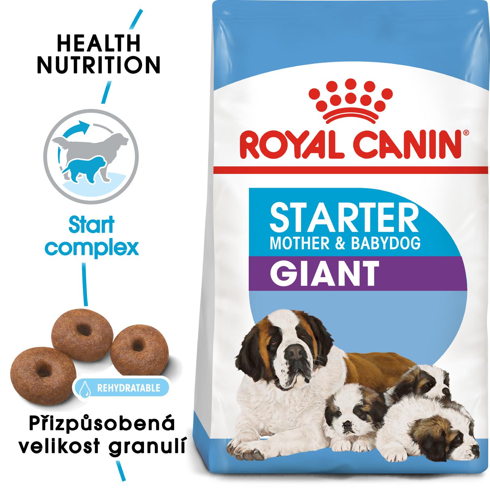 Royal Canin GIANT STARTER bal.15kg - zvìtšit obrázek