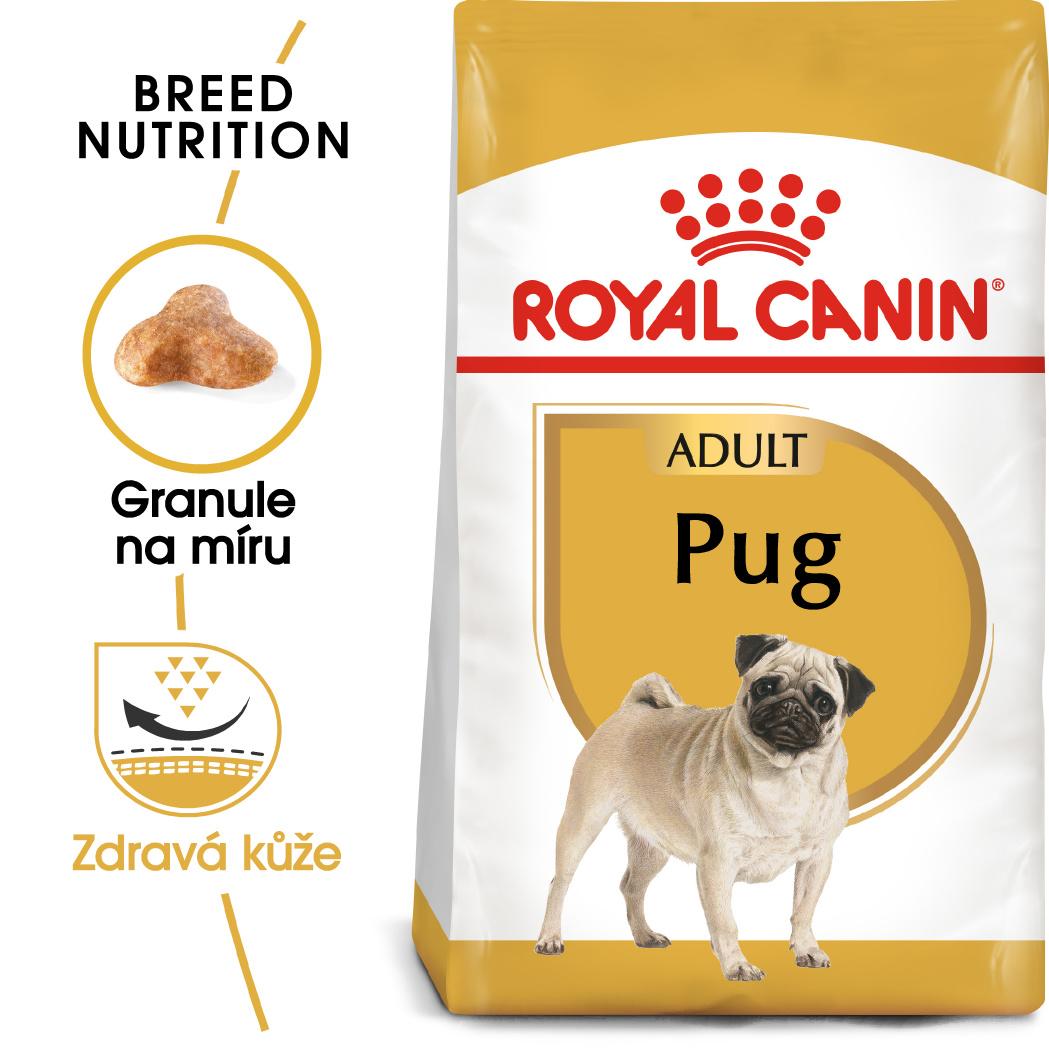 Royal Canin Pug Adult bal.1,5kg - zvìtšit obrázek