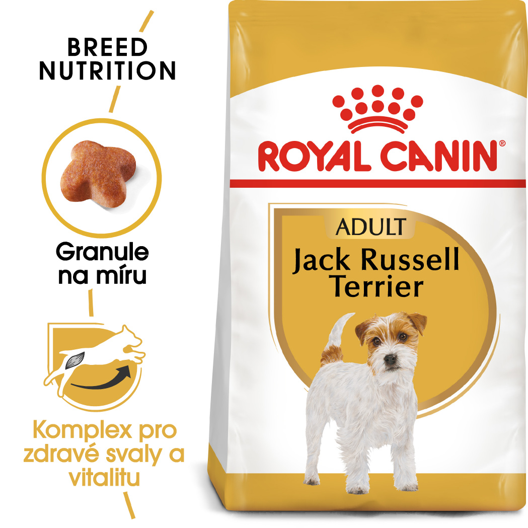Royal Canin Jack Russell Adult bal.500g/1,5kg/3kg - zvìtšit obrázek