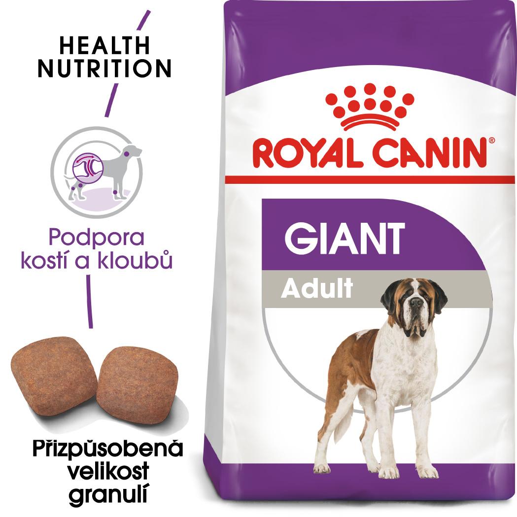 Royal Canin Giant Adult bal.15kg - zvìtšit obrázek