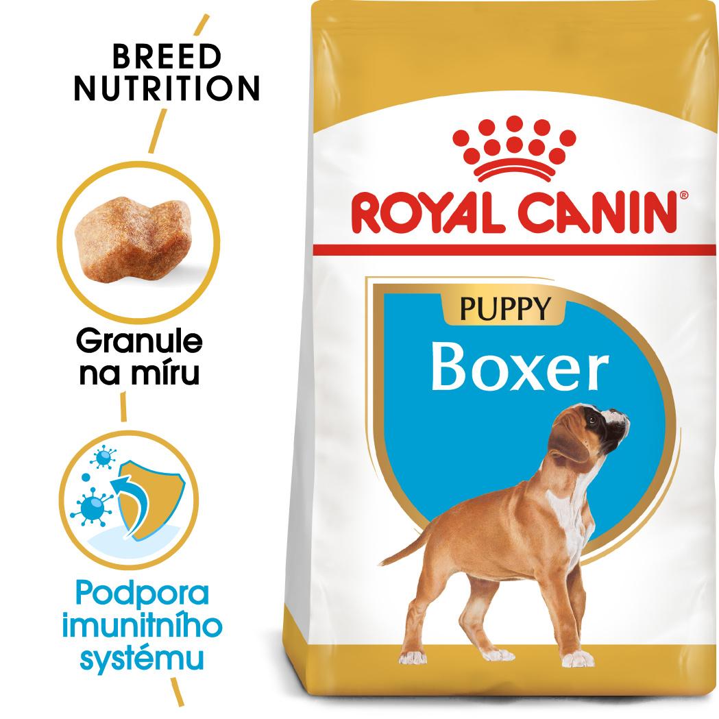 Royal Canin Boxer Puppy bal.12kg - zvìtšit obrázek