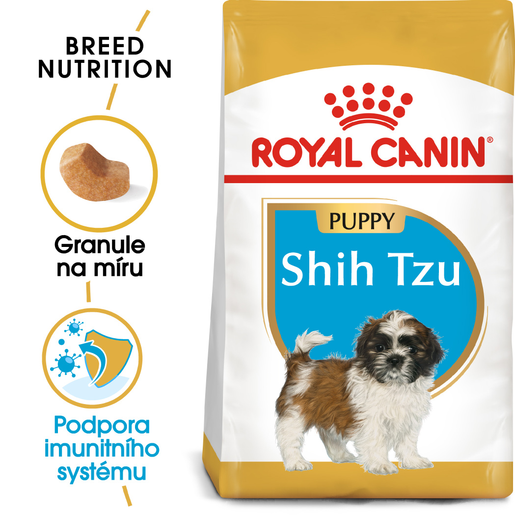 Royal Canin Shih Tzu Puppy 1,5kg - zvìtšit obrázek