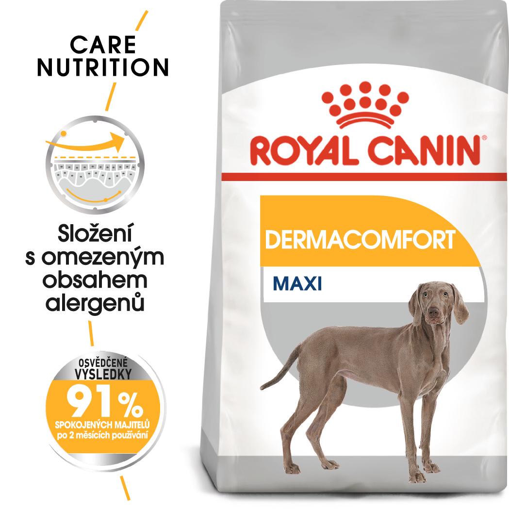 Royal Canin Maxi Dermacomfort bal.10kg - zvìtšit obrázek
