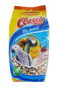 Avicentra Classic menu velký papoušek 1kg - zvìtšit obrázek