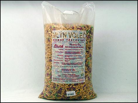 Tìstoviny krmné komplet MIX 9kg - zvìtšit obrázek