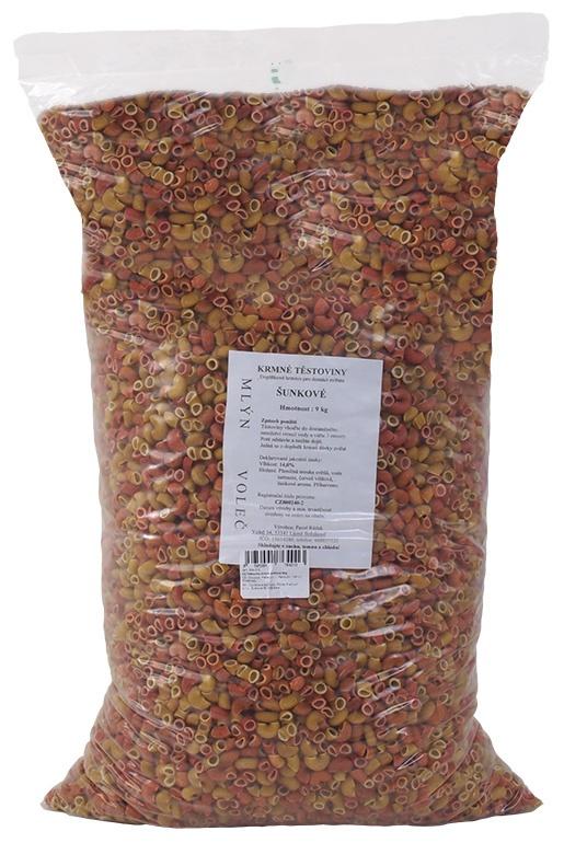 Tìstoviny krmné šunkové 9kg  - zvìtšit obrázek