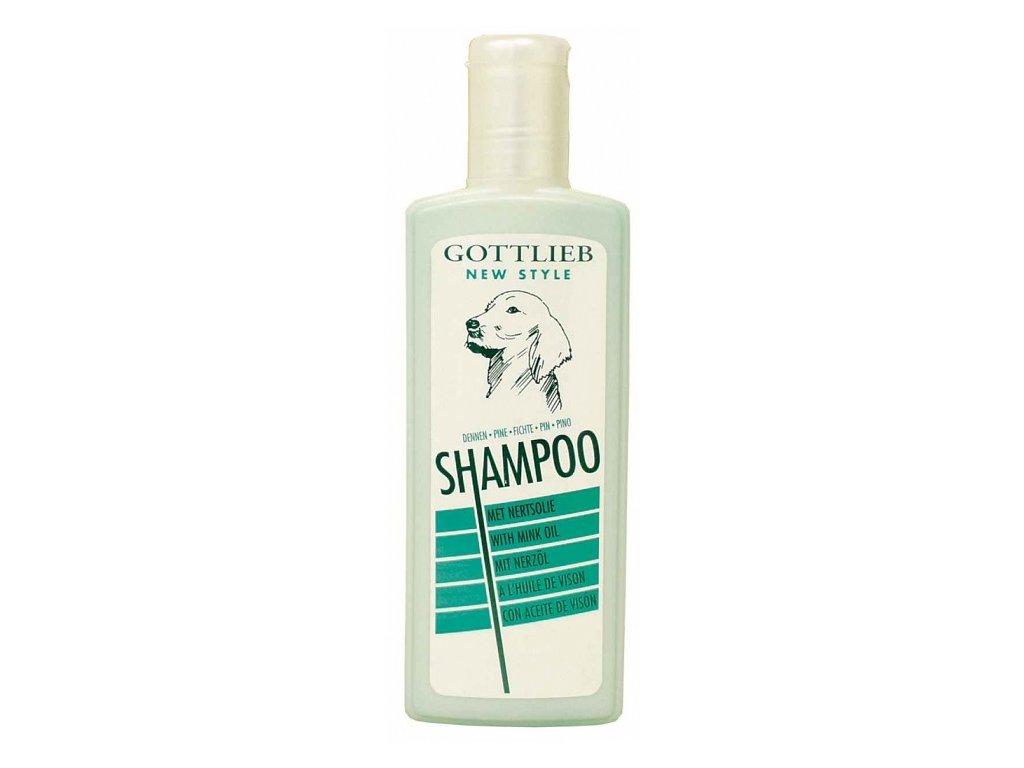 Šampon Gottlieb FICHTE (smrkový) 300ml - zvìtšit obrázek