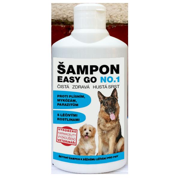ŠAMPON EASY GO NO.1 250ml pes - zvìtšit obrázek