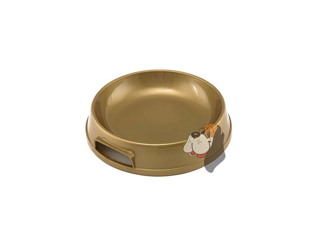 Plastová miska pro koèky a štìòata 0,3l - zvìtšit obrázek