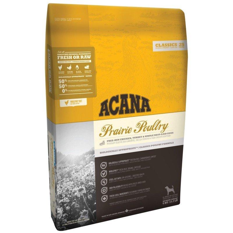 Acana Dog Prairie Poultry Classics 17kg - zvìtšit obrázek