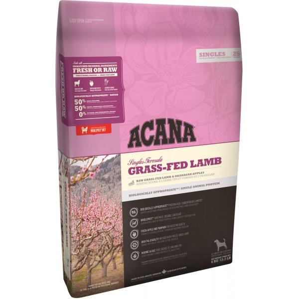 Acana Dog Grass-Fed Lamb Singles 17kg - zvìtšit obrázek
