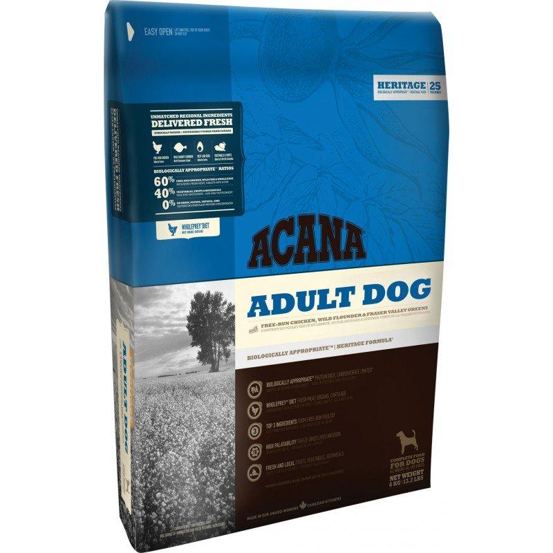 Acana Dog Adult Heritage 17kg - zvìtšit obrázek