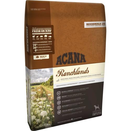 Acana Dog Ranchlands Regionals 11,4 kg - zvìtšit obrázek