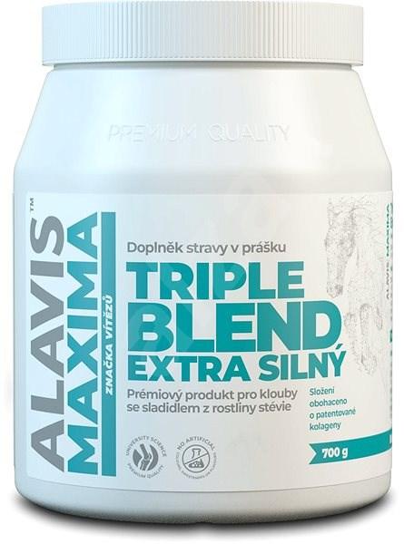 Alavis MAXIMA Triple Blend Extra Silný 700g - zvìtšit obrázek