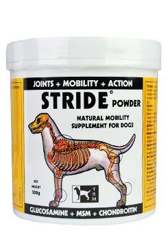 TRM pro psy Stride Powder 500g - zvìtšit obrázek