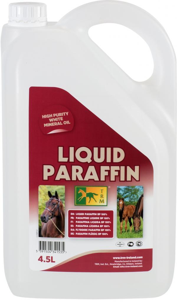 TRM pro konì Parafin Liquid Oil 4,5l - zvìtšit obrázek