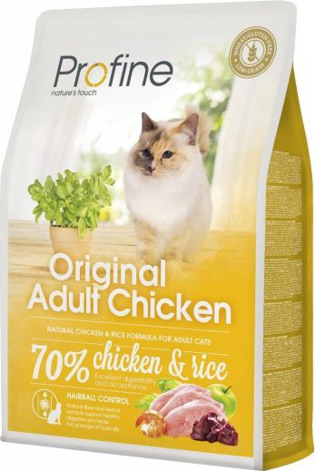 Profine Cat Original Adult Chicken 10kg - zvìtšit obrázek