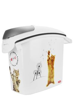 Curver kontejner na suché krmivo 15l 6kg koèka - zvìtšit obrázek
