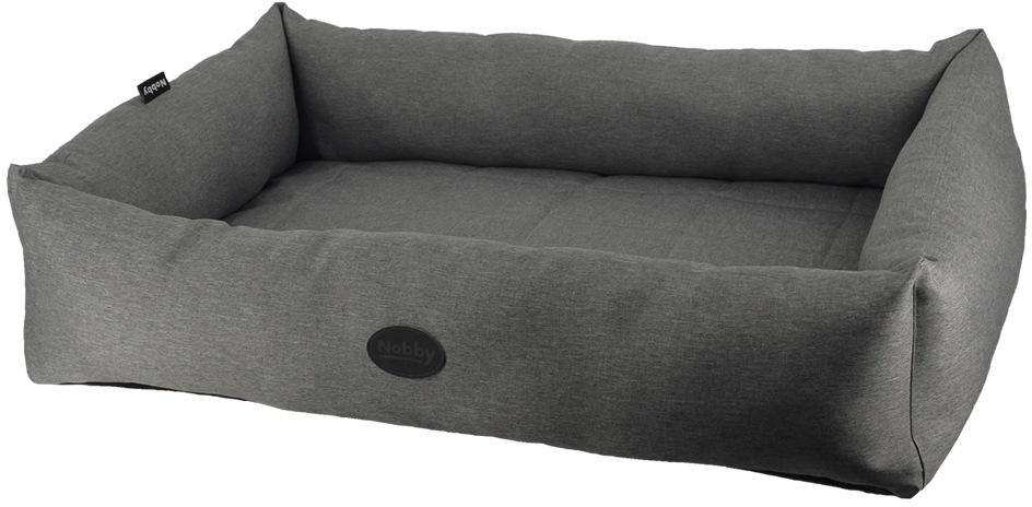 Nobby PUTU obdelníkový odolný pelíšek šedá 90x63x20cm - zvìtšit obrázek