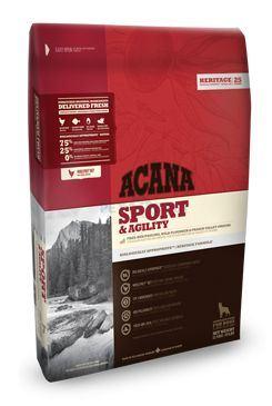 Acana Dog Sport&Agility Heritage 17kg - zvìtšit obrázek