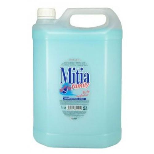 Mýdlo tekuté Mitia Family Oceán 5l - zvìtšit obrázek