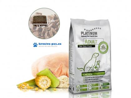 Platinum Adult Chicken 5kg - zvìtšit obrázek