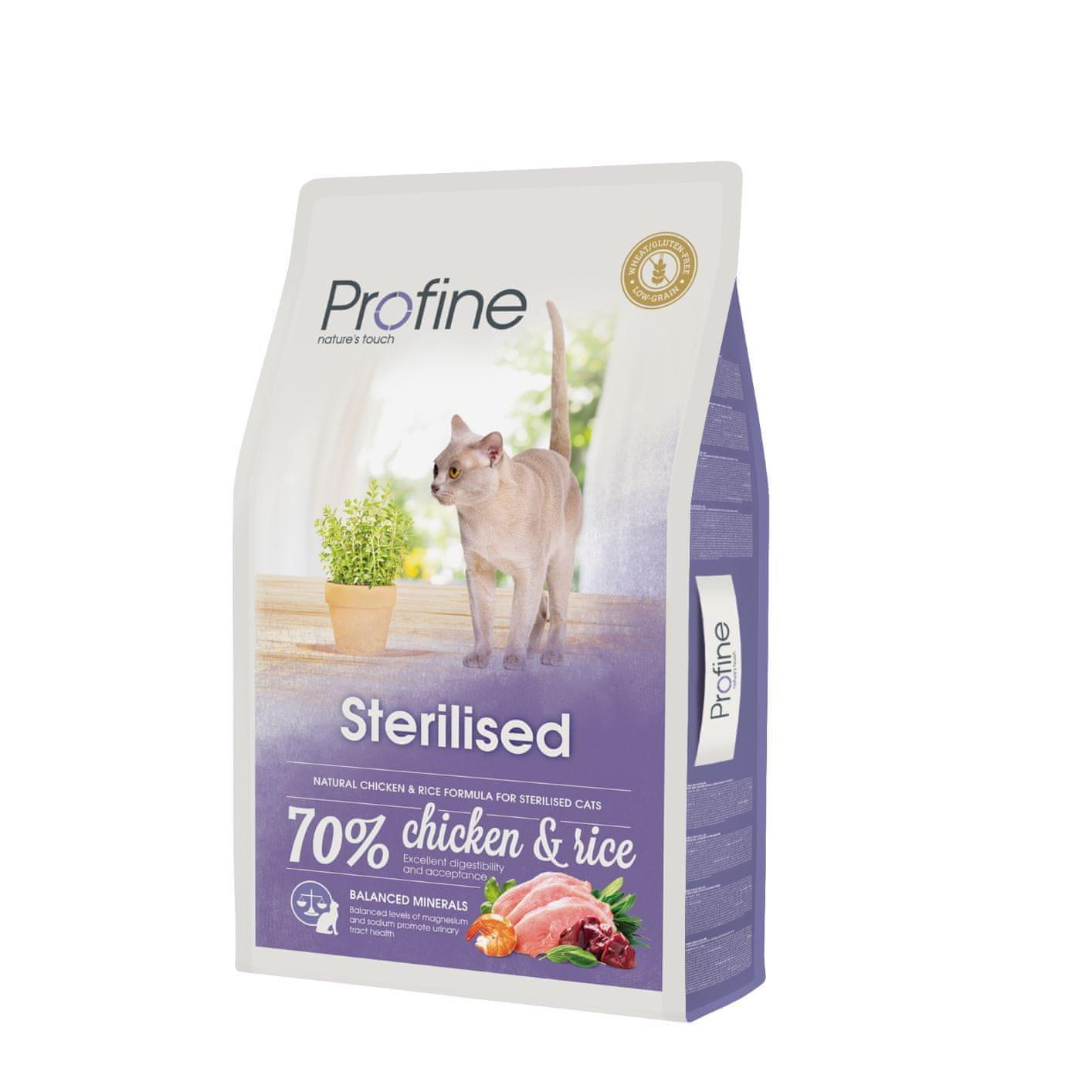 Profine Cat Sterilized  - zvìtšit obrázek